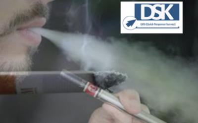 Vapear hace que disminuya el consumo de tabaco en fumadores